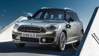 Mini confirm plug-in hybrid Countryman for Oz