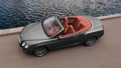 2010 Bentley Continental GTC Speed Revealed