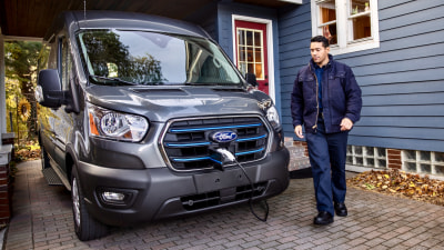 2021 Ford E-Transit revealed overseas, but Australia could miss out on the electric van