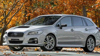 ANCAP - Subaru Levorg Launches With Maximum 5-Star Safety Rating
