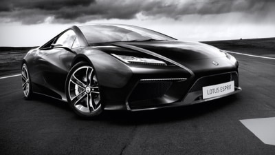 Lotus Esprit Dropping Lexus V8 For Homegrown Heart: Report