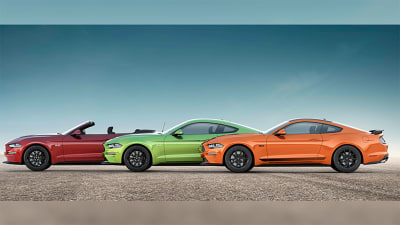 2020 Ford Mustang revealed, here in November