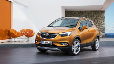 Opel Mokka Update Shows What Holden Trax Could've Been