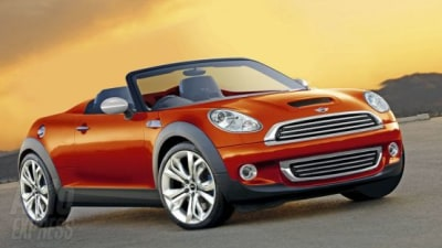 2011 MINI Speedster: Could This Be It?