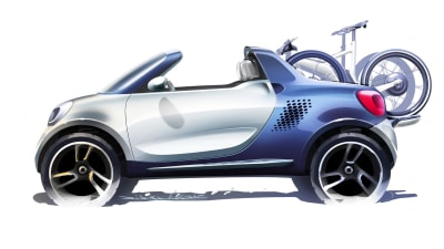 Smart To Reveal For-Us Ute Concept At Detroit Auto Show