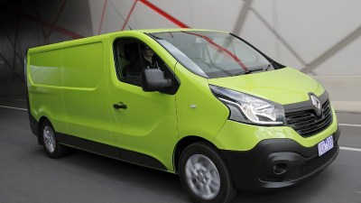 Renault Trafic Recalled For Screws - Renault Kangoo Recalled For Bolts