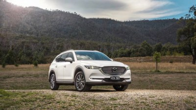 Mazda CX-8 Diesel gets a freshen up