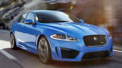 2013 Jaguar XFR-S Storms Into LA, Hitting Australia Next Year
