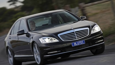 2011 Mercedes-Benz S-Class Gets New Petrol and Diesel Engines For Australia