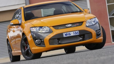 2010 FPV F6 Range Updated To Euro IV Emissions Compliance