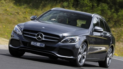 2015 Mercedes C-Class Estate, C300 Hybrid: Price & Features For Australia