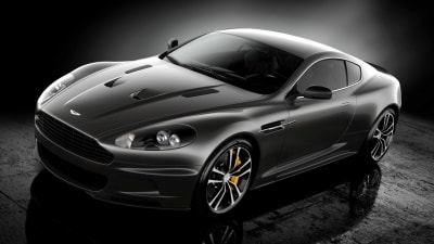 Aston Martin DBS Ultimate Edition On Sale In Australia, Numbers Limited