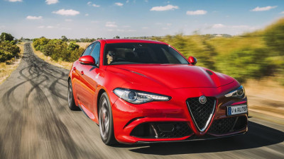 2017 Alfa Romeo Giulia - Price And Features For Australia