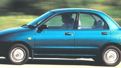 Used car review: Mazda 121