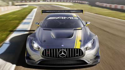 Mercedes-AMG GT R Rumoured - 425kW Halo Car Due Late 2016?