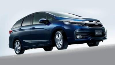 Honda Shuttle Revealed: Japan-only Jazz Wagon