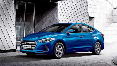 2016 Hyundai Elantra Unveiled In Korea