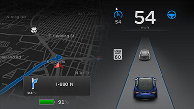 Tesla Autopilot Reportedly Weeks Away From Fully Autonomous Capabilities