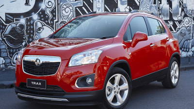 Holden Barina, Trax Recalled Over Self-Starting Fears
