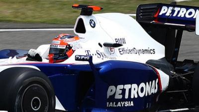 F1: BMW Sauber Submit Bid For 2010 Entry