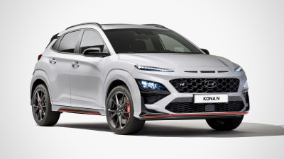 2021 Hyundai Kona N unveiled, Australian timing confirmed