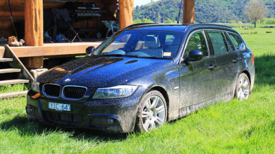 2011 BMW 320d Touring Wagon Review