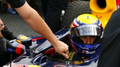 F1: Red Bull Confirms Webber For 2010