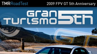 2009 FPV GT 5th Anniversary Road Test Review