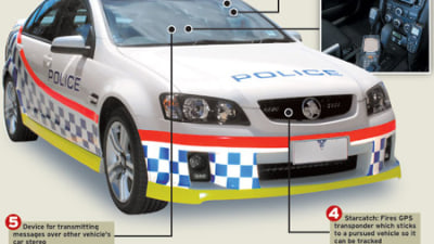 Emergency Service Concept Car gives glimpse of the future