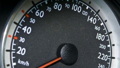 Young Male Motorists Treating Speed Limits As Guides Only: TAC