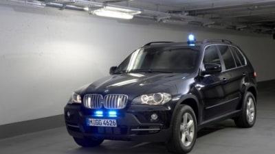 2009 BMW X5 Security Plus: Bullet-Resistant X5