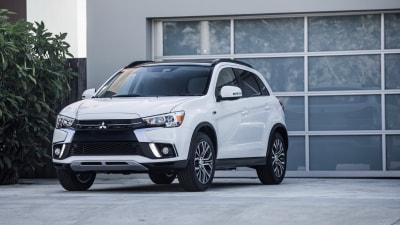 Mitsubishi ASX LS 2019 review