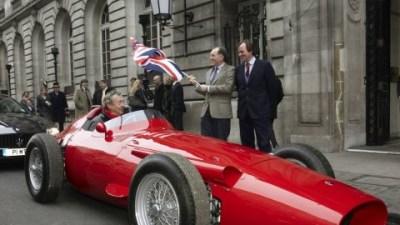 Maserati 250F Voted World's Best Race Car