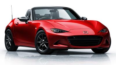 2015 Mazda MX-5 REVEALED