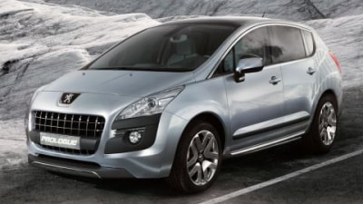 Peugeot Reveals Prologue Concept Ahead of Paris Motor Show