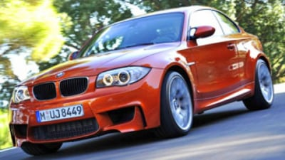 Road test: BMW 1-Series M Coupe