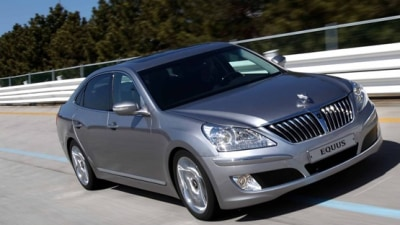 2009 Hyundai Equus Heading To US Showrooms