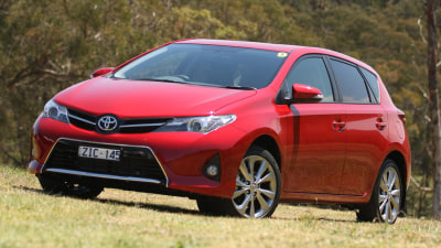 2013 Toyota Corolla Levin SX Automatic Review