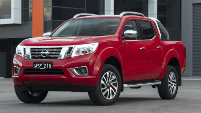 2018 Nissan Navara ST-X new car review