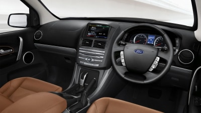 2015 Ford Territory: Interior Revealed, Features Confirmed, 'Karen' Introduced