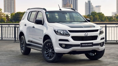2018 Holden Trailblazer range review