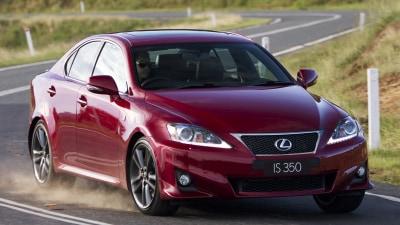 2010 Lexus IS 350 Launched In Australia