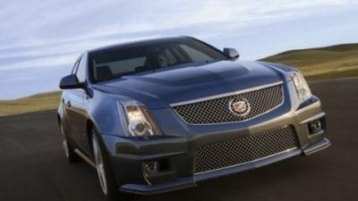 2009 Cadillac CTS-V specs revealed