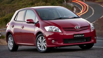 2011 Toyota Corolla Ascent Sport On Sale In Australia