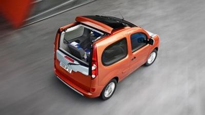 Renault Kangoo Be Bop Convertible Van