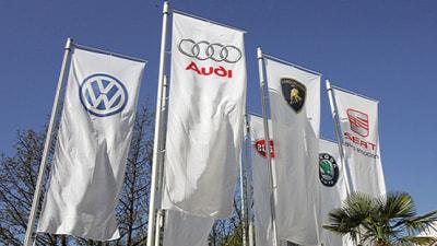 Volkswagen Cuts Spending Spree, Qatar Takes 17 Percent Share