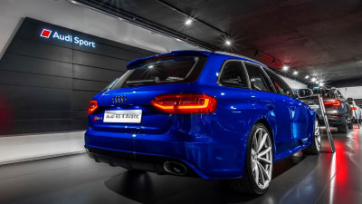 Audi Sport Brand Launched In Australia, Demand For Fast Audis Stronger Than Ever