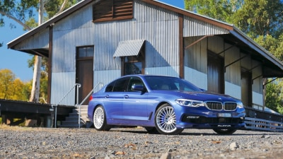 2018 Alpina B5 Bi-turbo First Drive Review