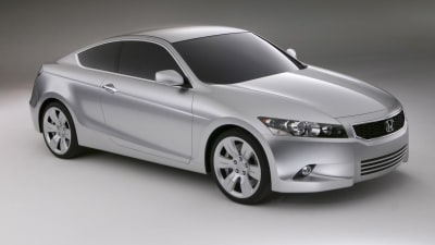 Honda Accord Coupe Concept Confirmed For Detroit Debut