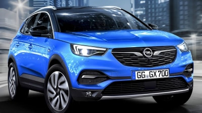 Opel's Strongly-Rationalised Future Outlined